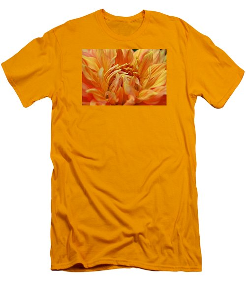 Men's T-Shirt (Slim Fit) featuring the photograph Summer Tales by Michiale Schneider