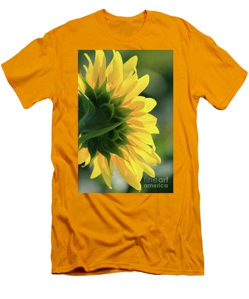 Sunlite Sunflower Men's T-Shirt (Athletic Fit)