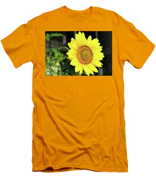 Sun's Up Men's T-Shirt (Slim Fit) by Ed Waldrop