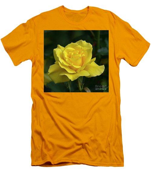 Sunsprite Rose 2 Men's T-Shirt (Athletic Fit)