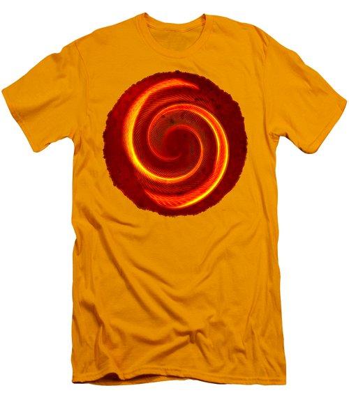 Symbiosis Round Men's T-Shirt (Athletic Fit)