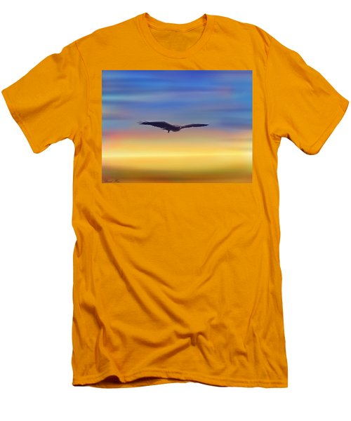 The Art Of Flying Men's T-Shirt (Athletic Fit)
