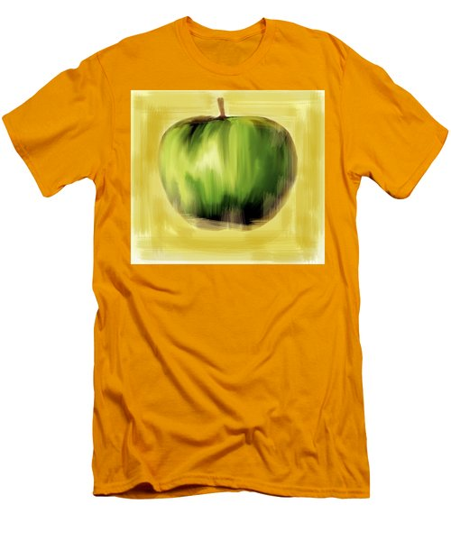 The Creative Apple  Men's T-Shirt (Athletic Fit)