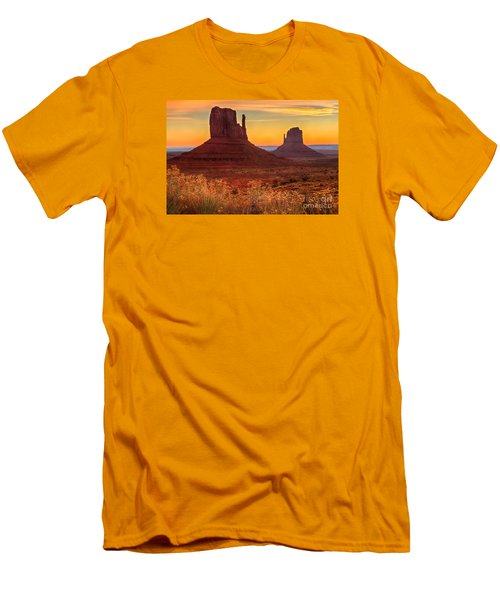 The Mittens Men's T-Shirt (Athletic Fit)
