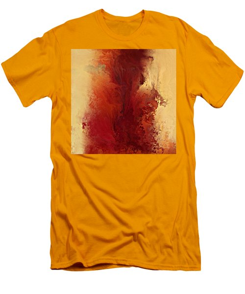 The Road To Emmaus. Luke 24 32 Men's T-Shirt (Slim Fit) by Mark Lawrence