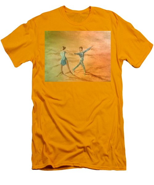 The Rumba Extension Men's T-Shirt (Athletic Fit)