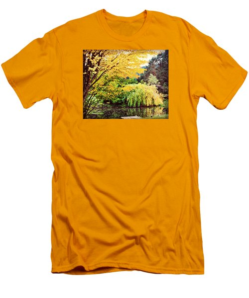 The Wayfarer Pond Men's T-Shirt (Athletic Fit)