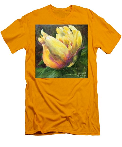 The Yellow One Men's T-Shirt (Athletic Fit)