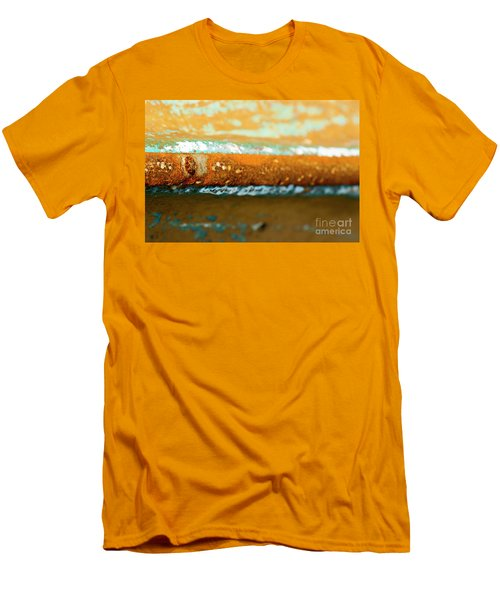 Men's T-Shirt (Athletic Fit) featuring the photograph Through The Centre by Wendy Wilton