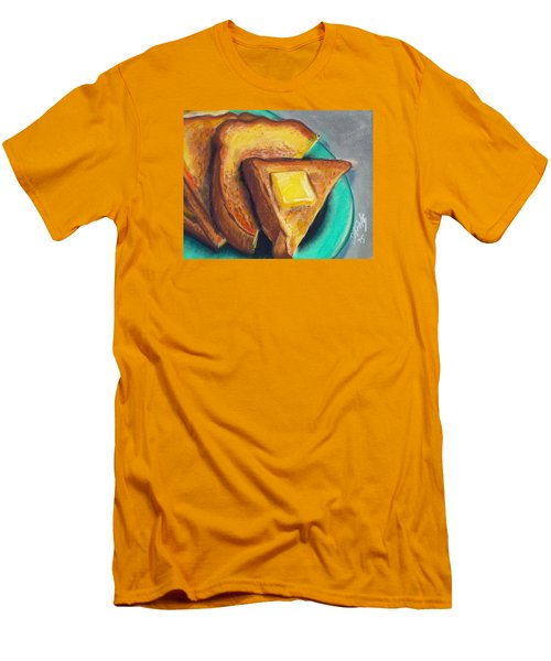 Toast Of The Town Men's T-Shirt (Athletic Fit)
