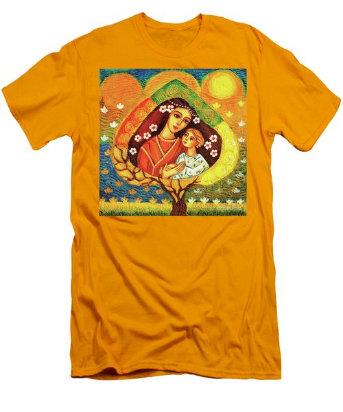 Tree Of Life II Men's T-Shirt (Athletic Fit)