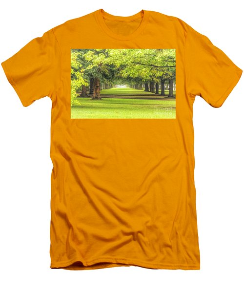 Trees Men's T-Shirt (Athletic Fit)