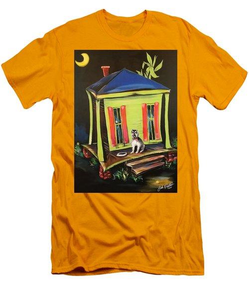 Trixie's House Men's T-Shirt (Athletic Fit)