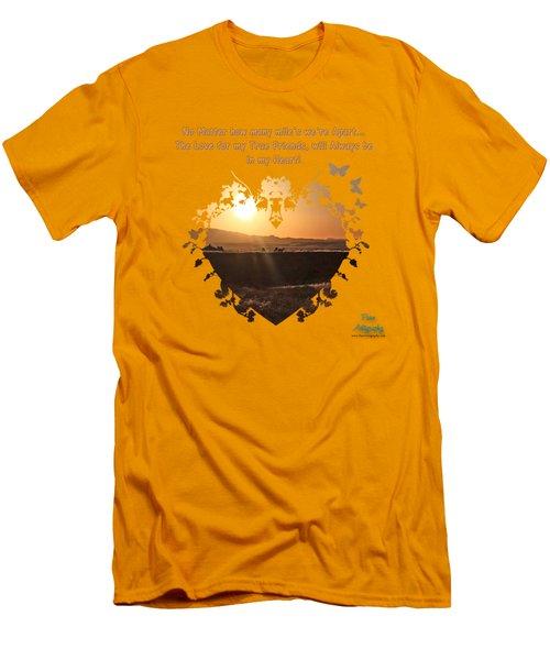 True Friends Men's T-Shirt (Athletic Fit)