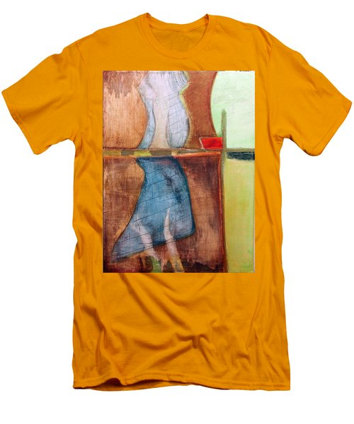 Art Print U2 Men's T-Shirt (Athletic Fit)