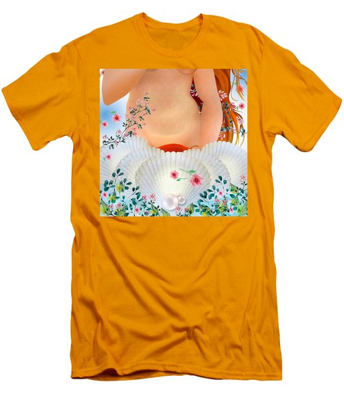 Venus From Love Men's T-Shirt (Athletic Fit)