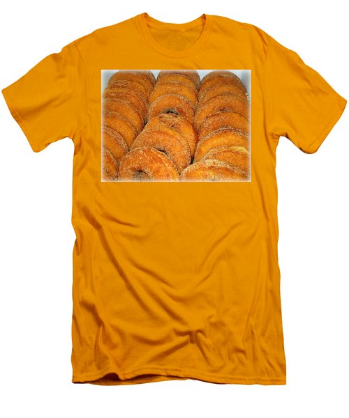 Warm Cider Donuts Men's T-Shirt (Athletic Fit)