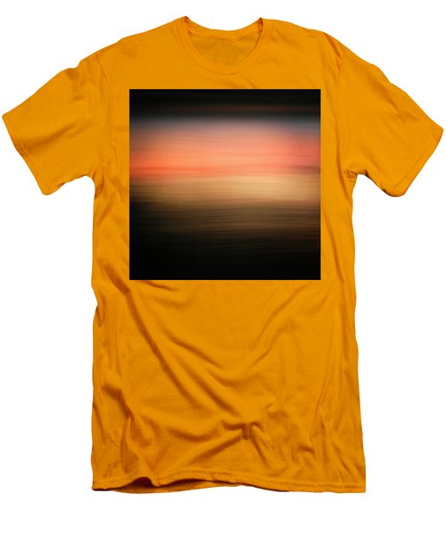 Men's T-Shirt (Slim Fit) featuring the photograph Western Sun by Marilyn Hunt