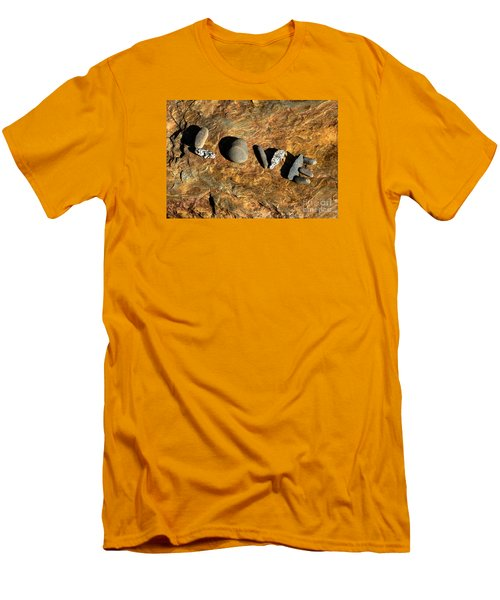 What The World Needs More Of Men's T-Shirt (Slim Fit) by Sherman Perry