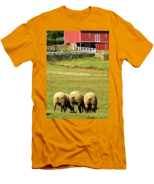 Wooly Bully Men's T-Shirt (Athletic Fit)