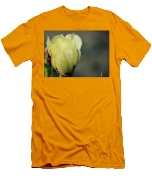 Men's T-Shirt (Athletic Fit) featuring the photograph Yellow Beauty by Amee Cave