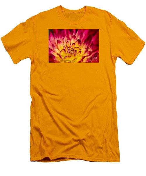 Zoey Rey Men's T-Shirt (Slim Fit) by Nick  Boren