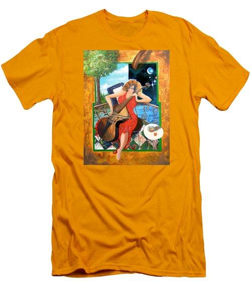 Zoraida Men's T-Shirt (Athletic Fit)