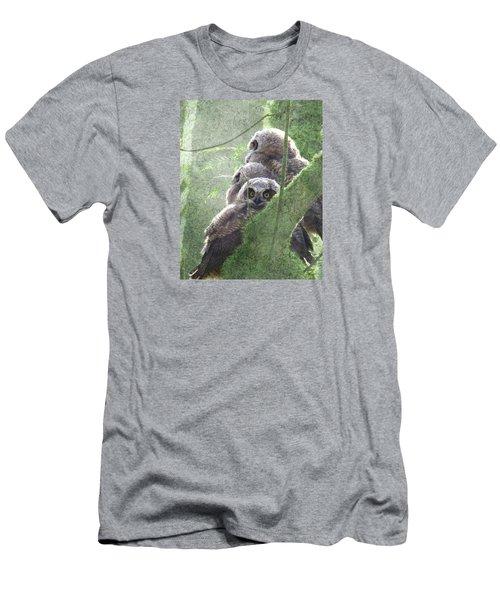 Harbingers Of Spring Men's T-Shirt (Slim Fit) by I'ina Van Lawick