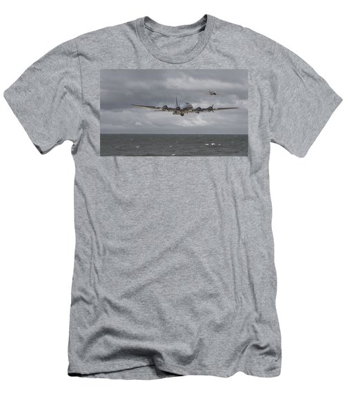 Home The Hard Way Men's T-Shirt (Athletic Fit)