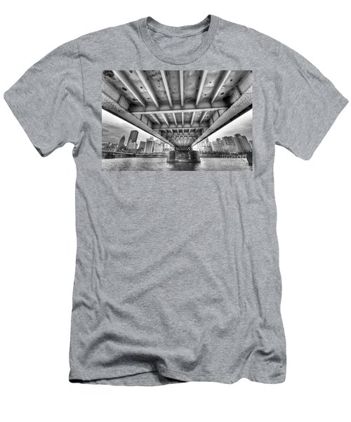 0308 Pittsburgh 5 Men's T-Shirt (Athletic Fit)
