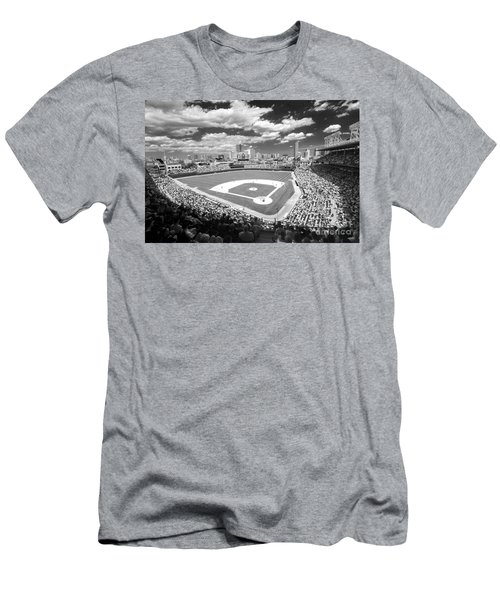 0416 Wrigley Field Chicago Men's T-Shirt (Athletic Fit)