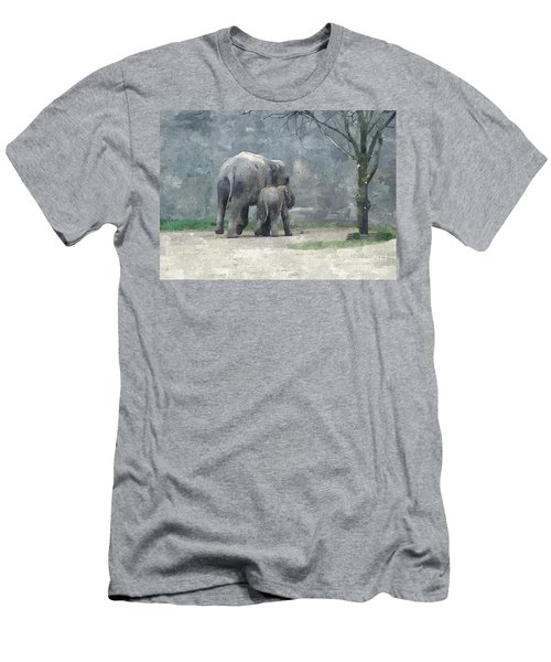 A Mothers Love Men's T-Shirt (Athletic Fit)