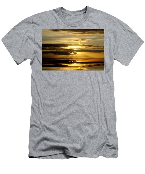 Abstract 91 Men's T-Shirt (Athletic Fit)