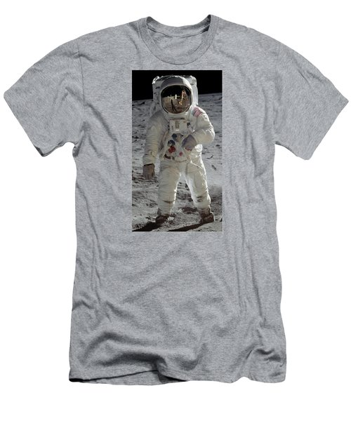 Apollo 11 Men's T-Shirt (Athletic Fit)