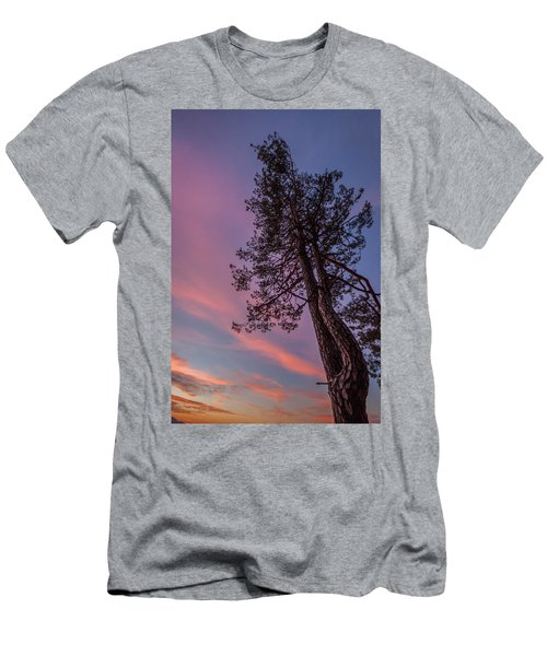 Men's T-Shirt (Slim Fit) featuring the photograph Awakening by Davorin Mance