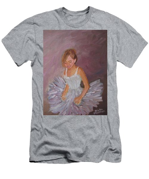 Ballerina 2 Men's T-Shirt (Athletic Fit)