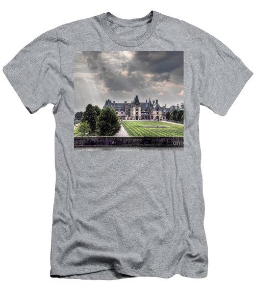 Biltmore Estate Men's T-Shirt (Slim Fit) by Savannah Gibbs