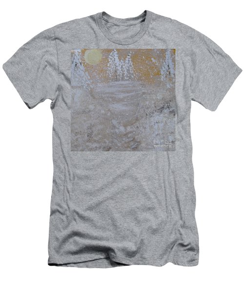 Christmas Card No.2 Men's T-Shirt (Athletic Fit)
