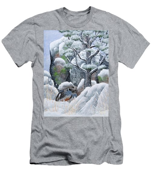 Cozy Couple Men's T-Shirt (Athletic Fit)