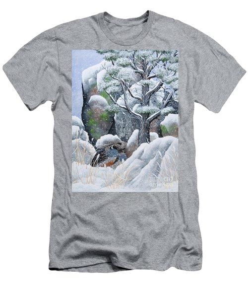 Cozy Couple Men's T-Shirt (Athletic Fit)