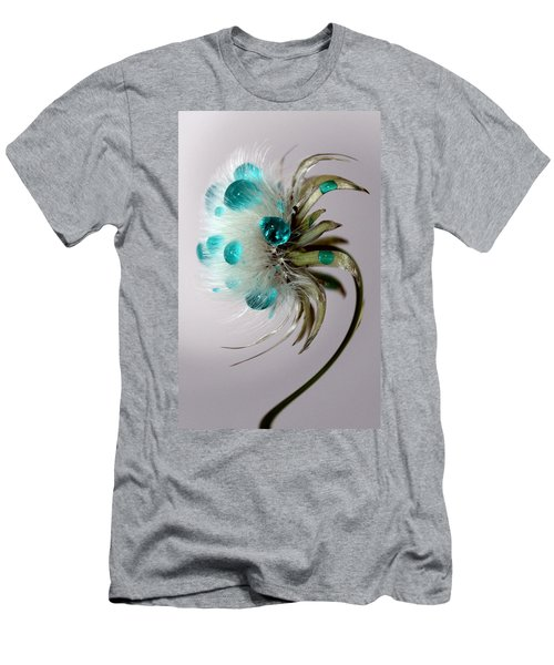 Dandelion Blues Men's T-Shirt (Athletic Fit)