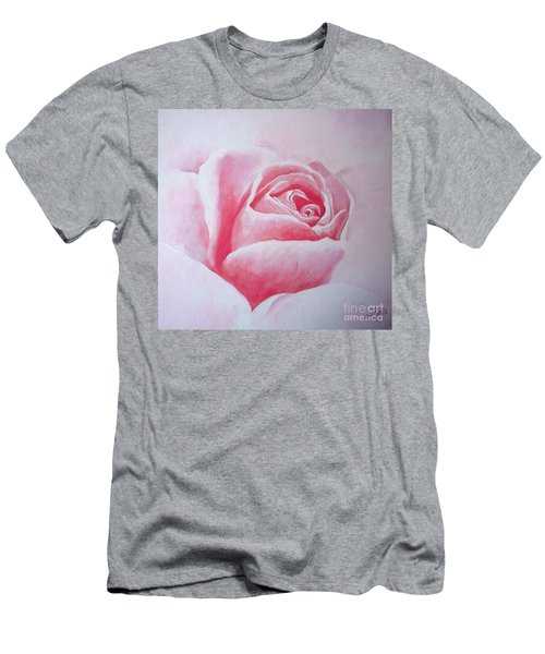 English Rose Men's T-Shirt (Athletic Fit)
