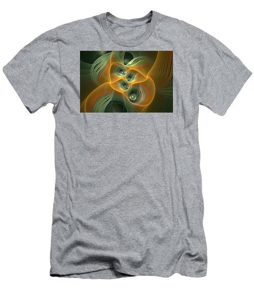 Eyes Of Sarawak Men's T-Shirt (Athletic Fit)