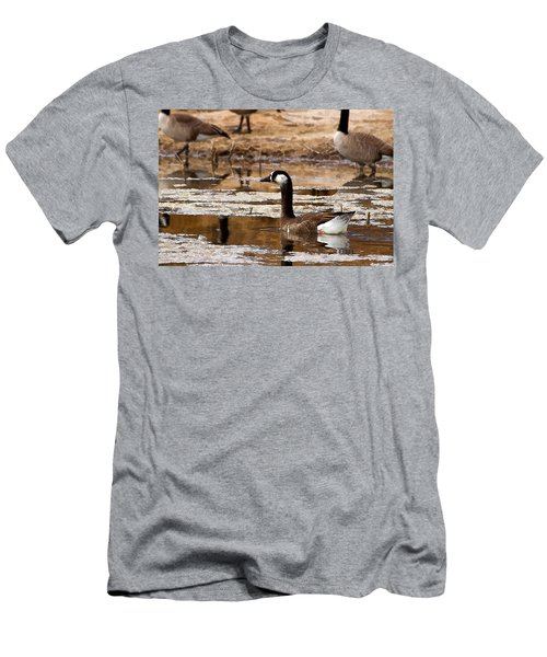 Goose Pond Men's T-Shirt (Athletic Fit)