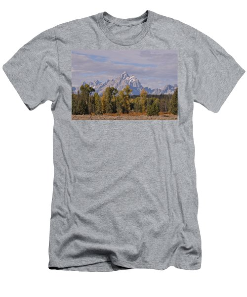 Grand Teton Men's T-Shirt (Athletic Fit)