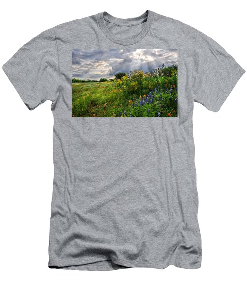 Heaven's Light  Men's T-Shirt (Athletic Fit)