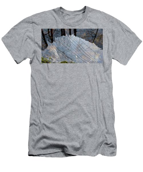 Ice On Creek Men's T-Shirt (Athletic Fit)