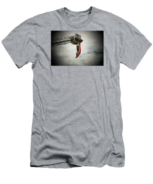 In Honor Men's T-Shirt (Slim Fit) by Susan  McMenamin