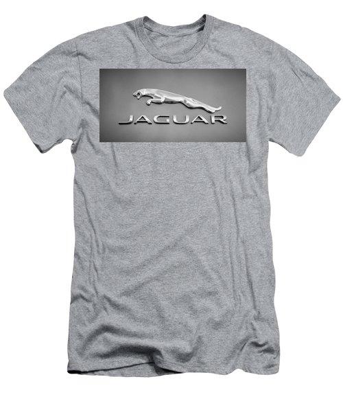 Jaguar F Type Emblem Men's T-Shirt (Athletic Fit)