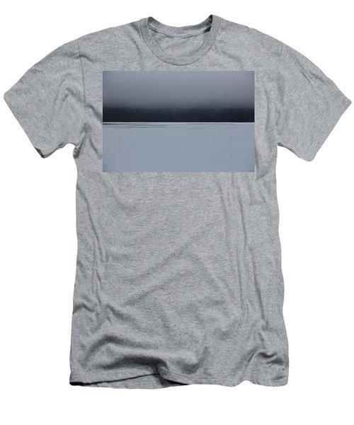 Lake Chororua  Men's T-Shirt (Athletic Fit)